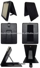 Multi angles stand case for iPad 2/3/4 with card slot