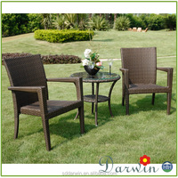 Outdoor Wicker Balcony Furniture Rattan Dining SV-8030