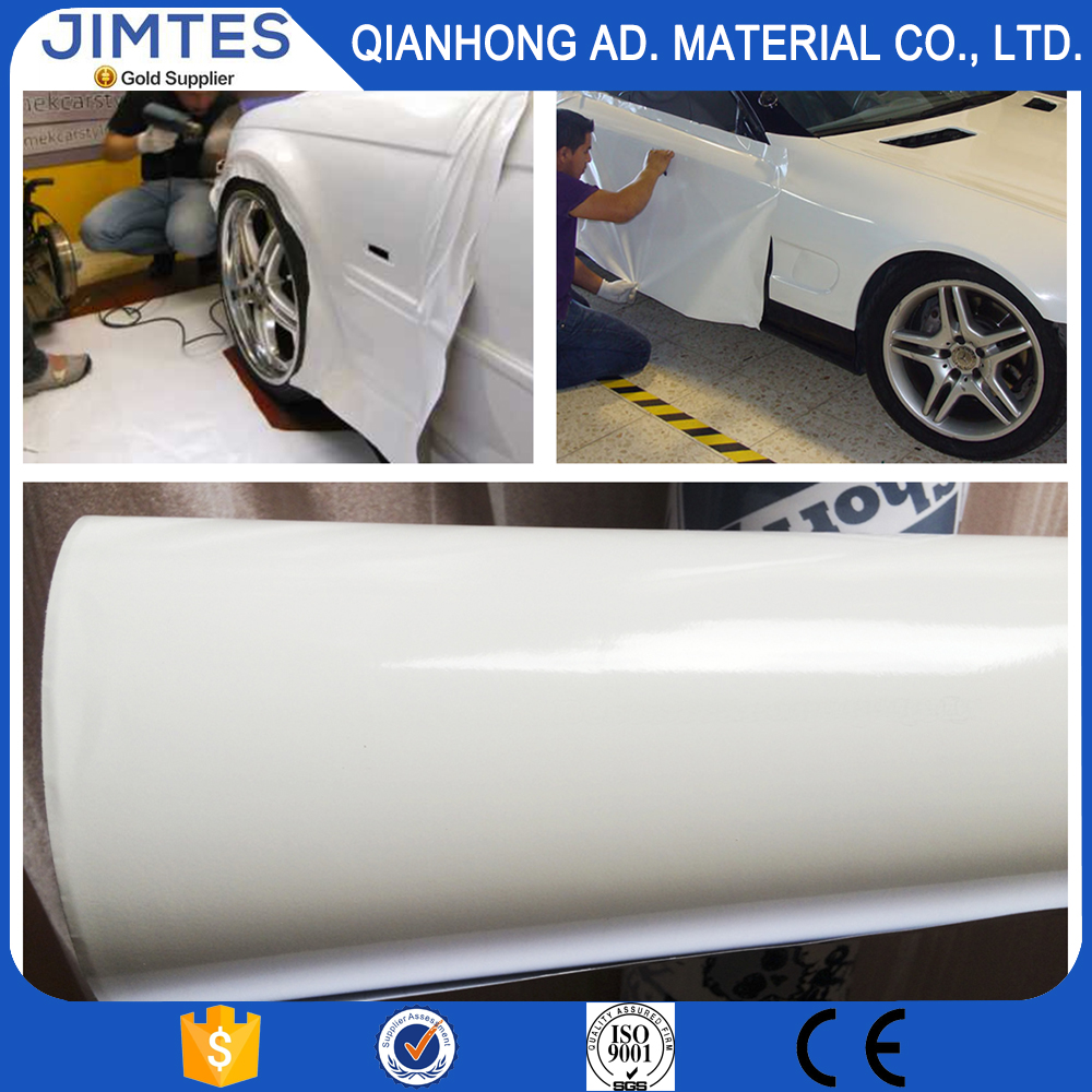 Printing custom fancy sport bumper vinyl body design car sticker