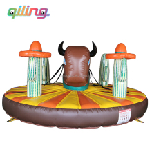 Used interactive sport games rodeo bull mechanism for sale
