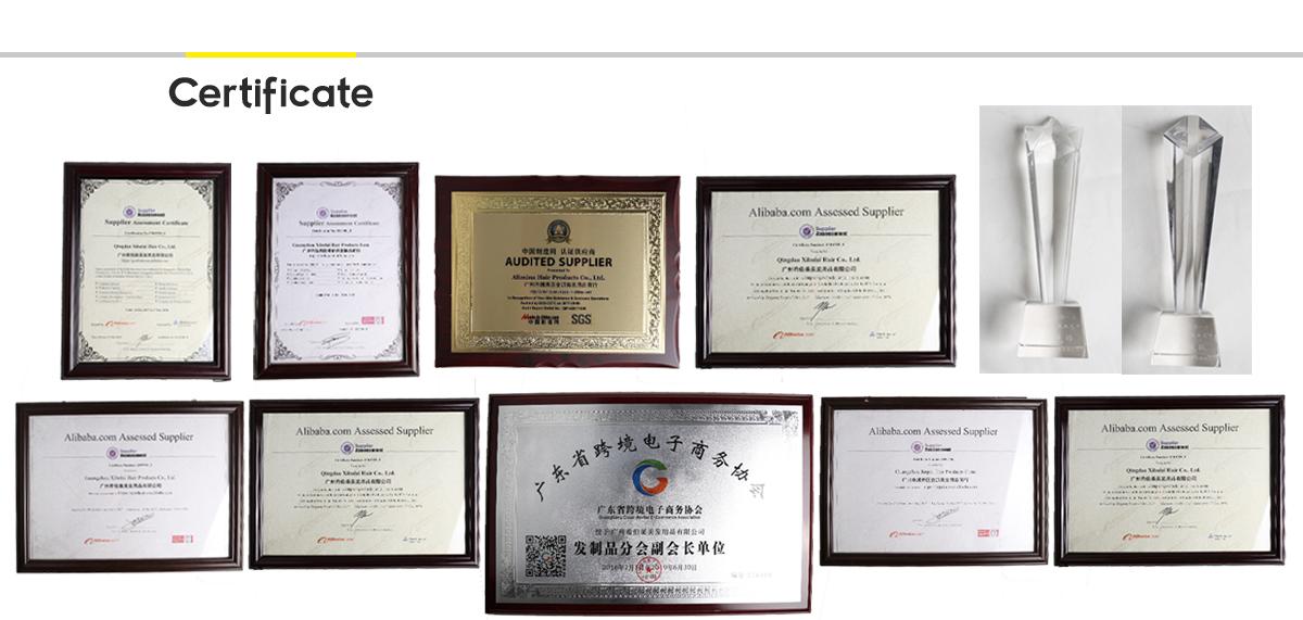 Guangzhou Jinpai Hair Products Firm - 100% Human Hair Products