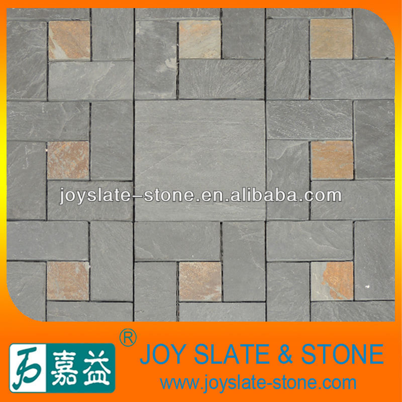 Outdoor Entrance Stoneinterlocking Floor Tilespatio Floor Tile