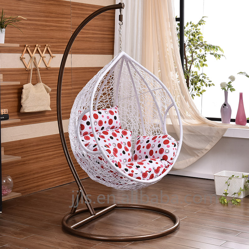The New Hanging Garden Swing Chair Hanging Bubble Chair Bamboo Hanging Chair  Shape With Ball