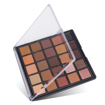 New brand iconic london eyeshadow palette in shine face makeup.