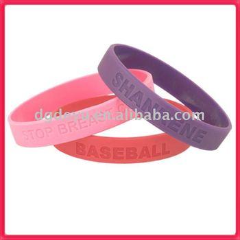 Custom Silicone Wristbands No Minimum 109
