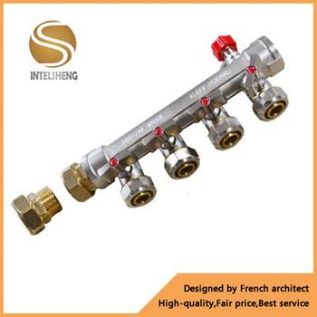 high quality 3 way shower diverter valve with plastic handle - Shower Diverter Valve