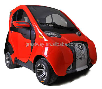 Mini Elektro Kabinenauto Buy Elektro Kabine Autoewg L7e