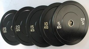TZ-3010A Bumper plate gym accessories fitness equipment