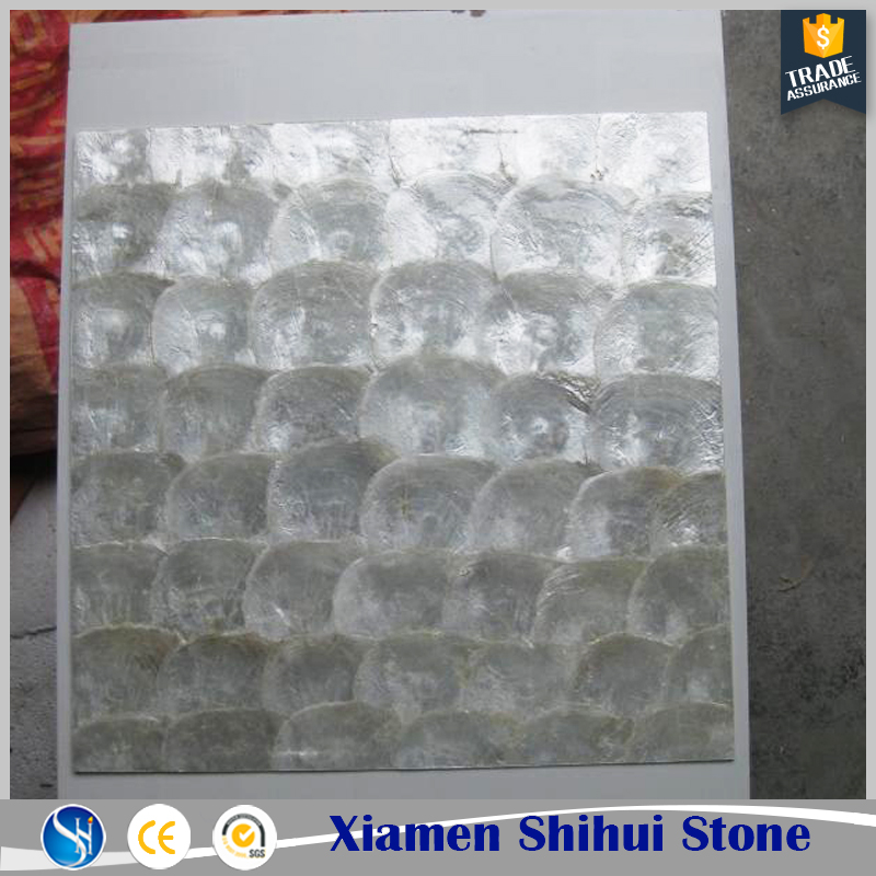 Cheap mother of pearl shell mosaic tile high quality