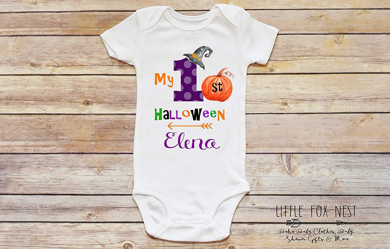e9f6378f9121 Cheap Baby Halloween Onesie