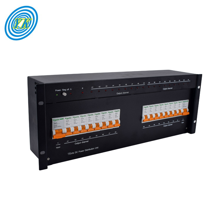 20 channel rack mount of pdu power distribution unit