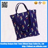 Interesting eco friendly cute women tote bags canvas shopping bag from China