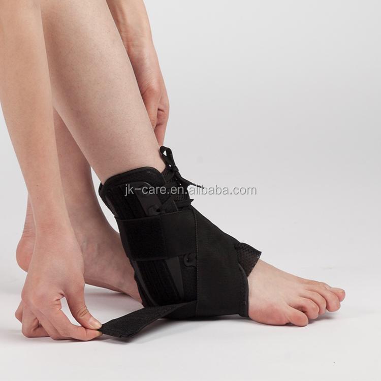 Luva de compressão no tornozelo Fasceíte plantar/fratura ankle brace suporte/Noite Splint Dorsal Queda Do Pé