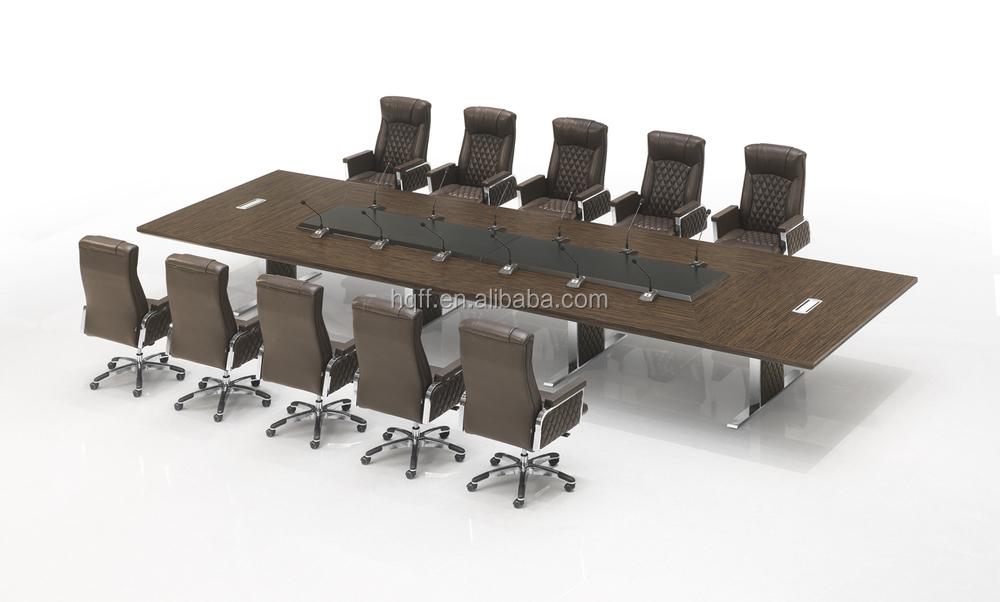 dt 08 1 mdf table de r union pour 12 personnes en acier inoxydable cadre pour 6 m tables de. Black Bedroom Furniture Sets. Home Design Ideas