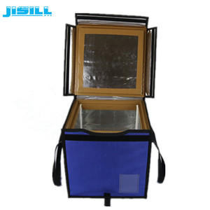 59L high performance VPU medical blood vaccine carrier ice chest cooler box for long transport