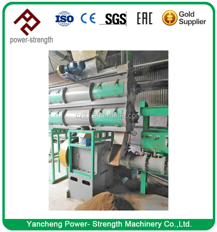 enviroment protect CE approved sinking pellet mill