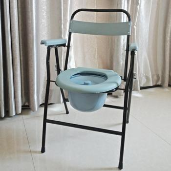 Enjoyable Commode Chair With Bucket And Splash Guard Buy Commode Chair Toilet Seat Chair Folding Commode Chair With Wheels Product On Alibaba Com Theyellowbook Wood Chair Design Ideas Theyellowbookinfo