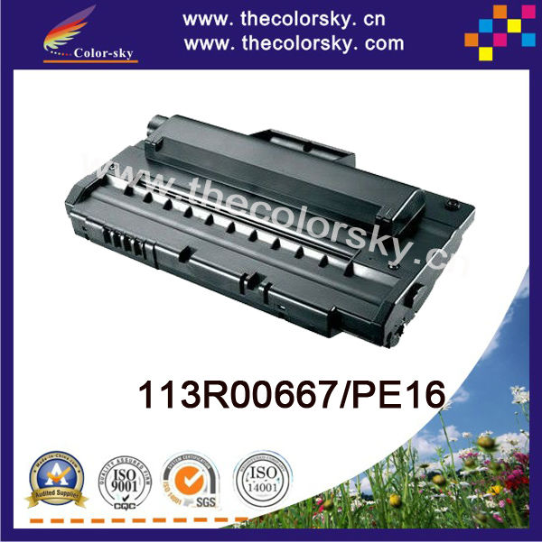 (CS-XPE16) Compatible toner cartridge for Xerox PE16 PE-16 PE 16 113R00667 113R667 (3000 pages)