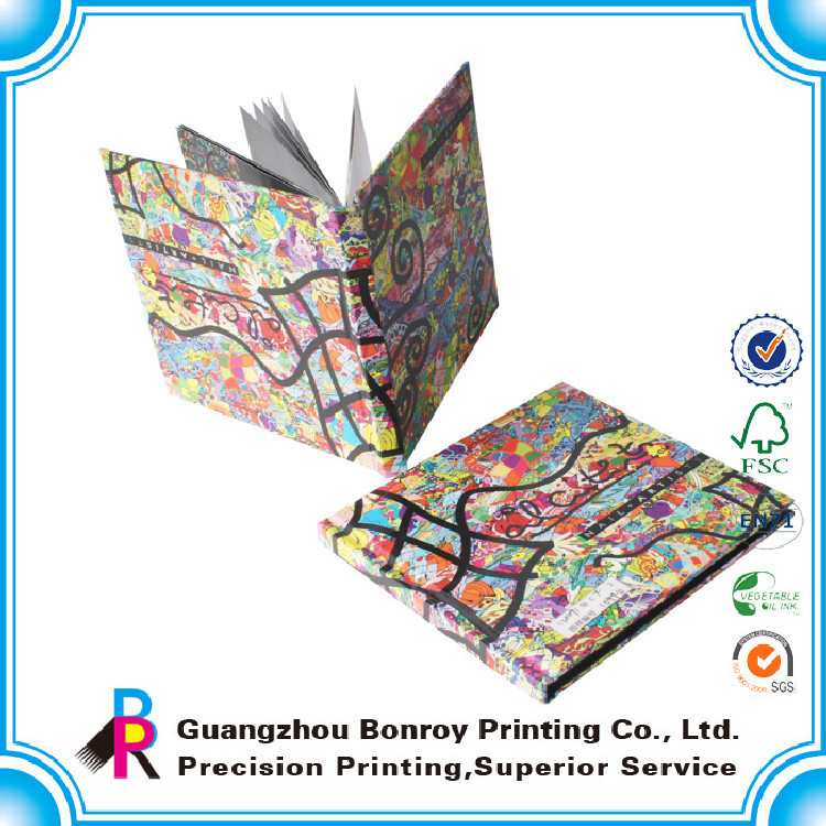 China Online Shopping Hardcover Book Self Publishing Companies