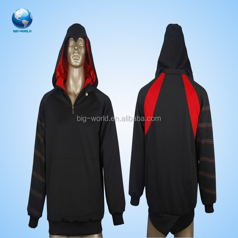 Men's Plain Printing Pullover Hooded Sweater,Customized Cotton Fleece Hoodies/ Sweatshirts/ Hooded Sweater