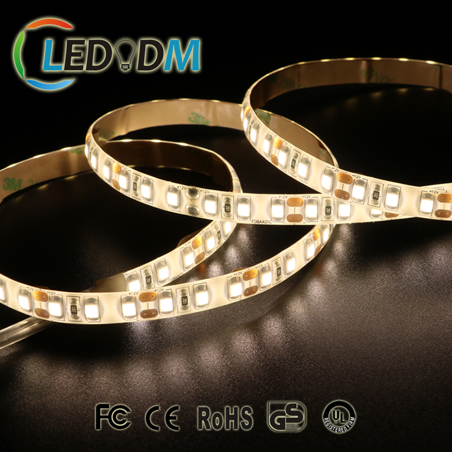 Led Strip Manufacture DC12V 24V SMD Rigid Slim Ultra Thin 2700-6500k LED Strip SMD5050 LED Strip Light Indoor and Outdoor