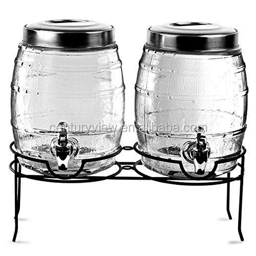 Zibo Tysan Light Industrial Products Co Ltd: Cheap Glass Beverage Dispenser : The Link Transportation