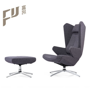 modern italian leather restaurant lounge leisure chairs
