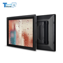 Full HD Wi-fi Android touchscreen monitor Frame Aberto 19 21.5 polegada Monitores Touch screen para industrial