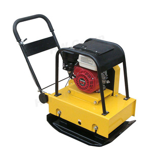 gasoline and diesel vibratory plate compactor price
