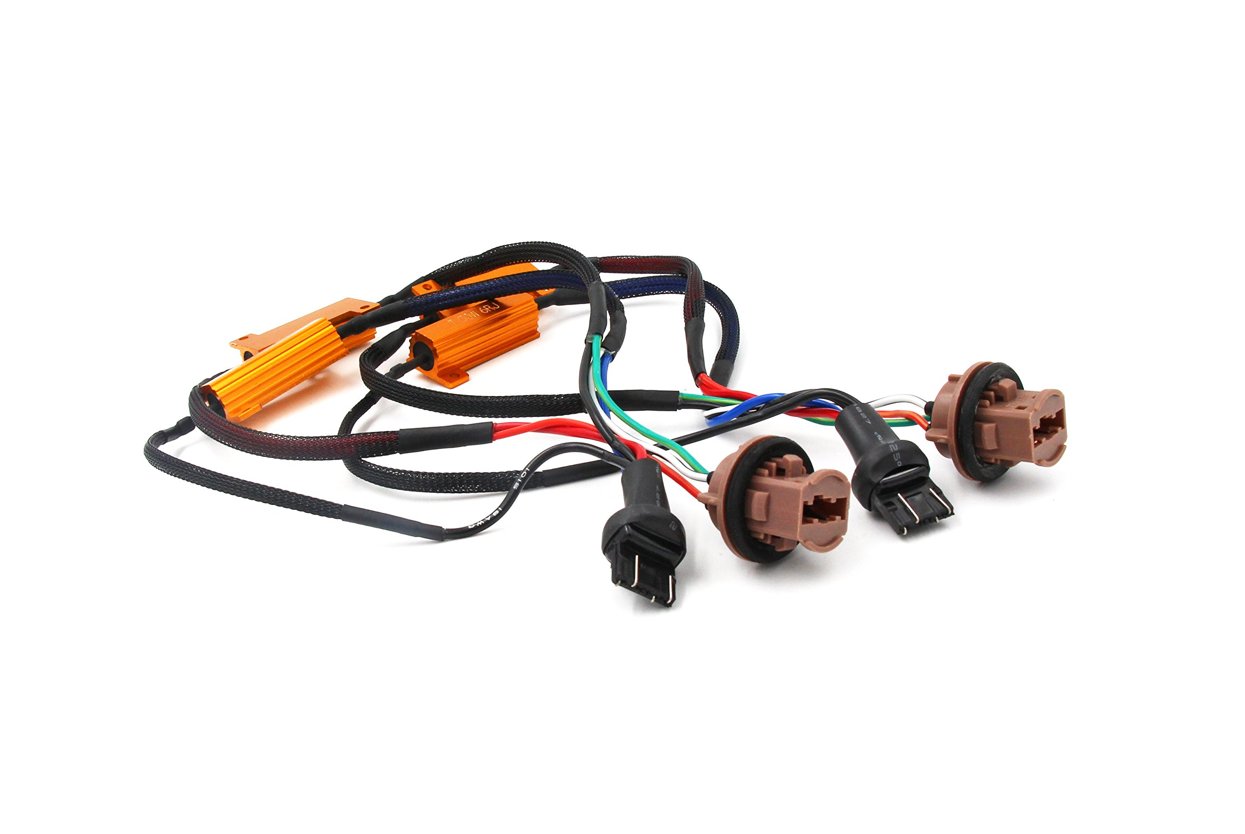 WRG-5461] Lanzar Wire Harness on