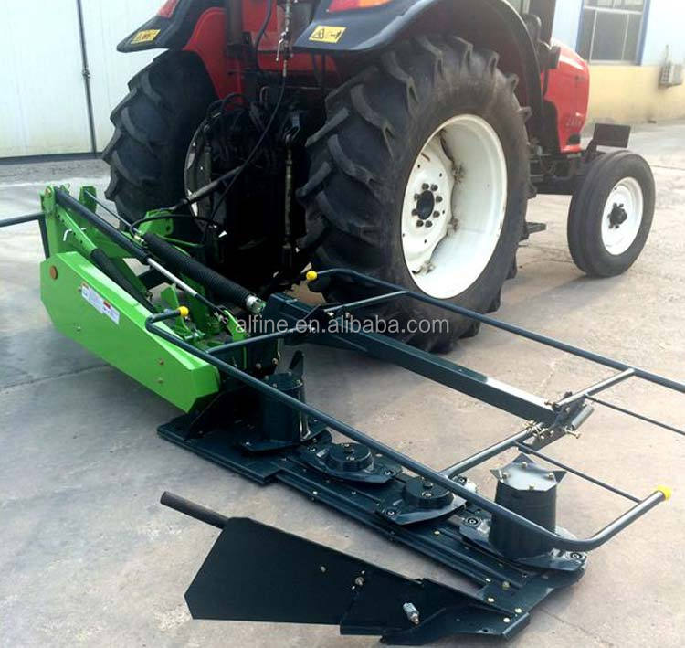 CE certificated high working efficiency rotary disc mower