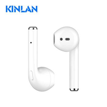 i7s i8X TWS  in ear Bluetooth wireless headphones sport earphones for iphone apple earbuds wireless headset with charging case