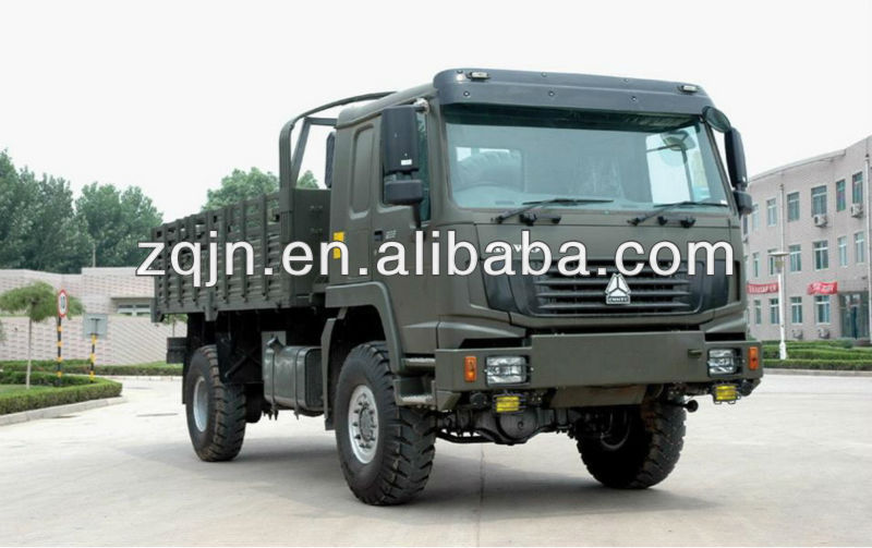Sinotruck Howo 4x4 Used Military Vehicles For Sale Buy Used