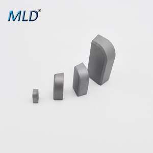 YG6 YG8 YT5 YT15 Cemented carbide cutting tips for metal cutting