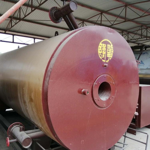 2100 kw industrial diesel fired thermal oil heater boiler for out steam