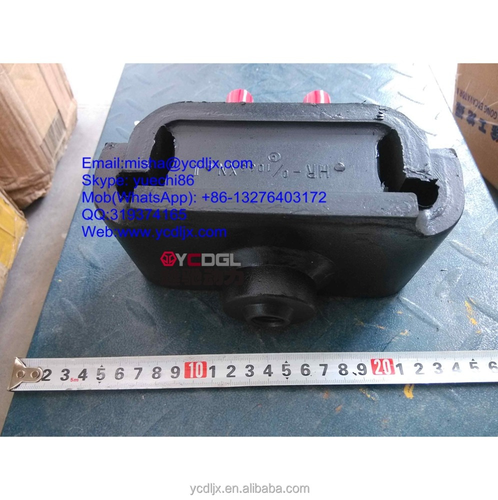 Higher Quality Spare Parts For Xcmg Xe215c Excavator Rubber Mat 800104933