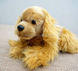 Plush Cocker Spaniel Dog Plush Cocker Spaniel Dog Suppliers And