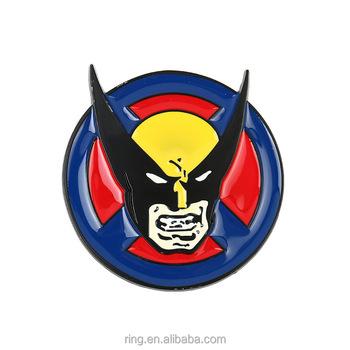 X Men Wolverine Marvel Comic Superhero Belt Buckle Buy Men Belt