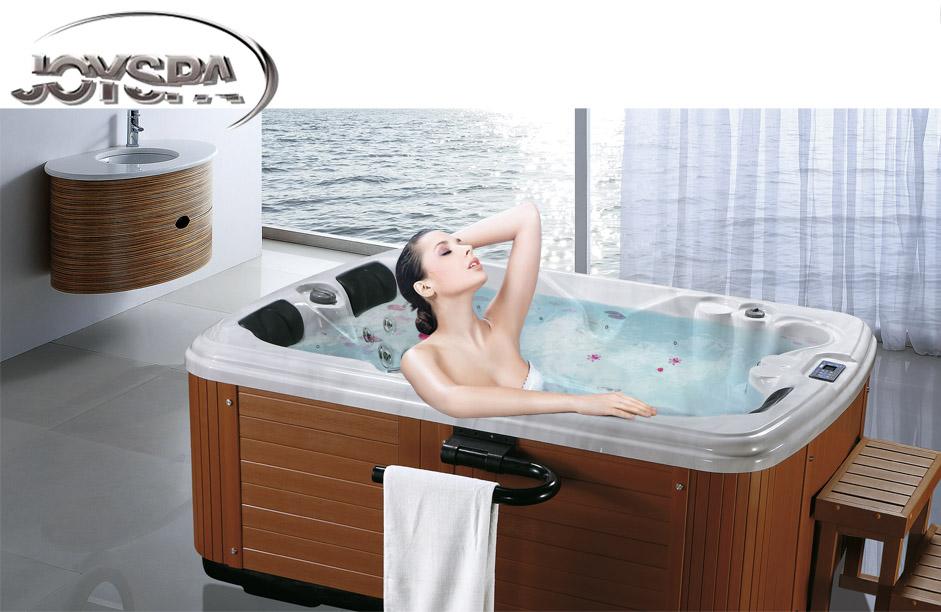 3 personen rechteck whirlpool 2 sitzer und 1 liege wannen whirlpool badewanne produkt id. Black Bedroom Furniture Sets. Home Design Ideas