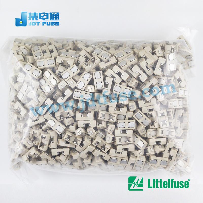 Littelfuse 01550900M 6.1*2.7mm SMD Fuse holder for 2410/1808 size Nano on