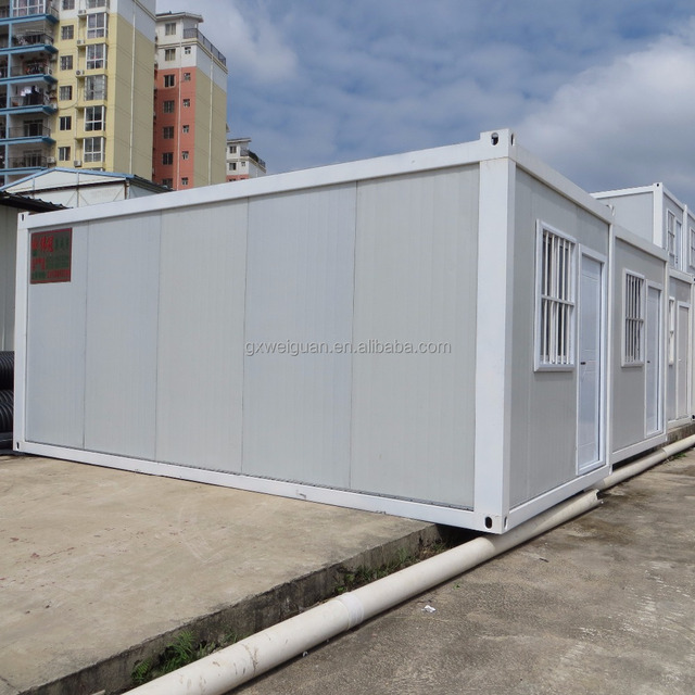 cheap china container house for construction site office