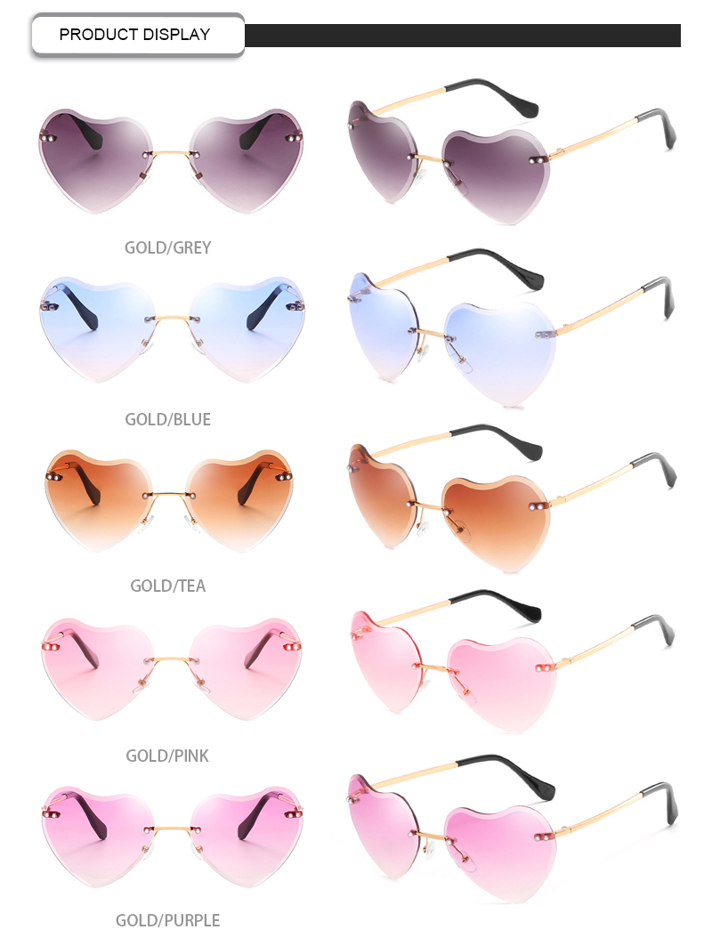 Fuqian women ladies sunglasses manufacturers-11