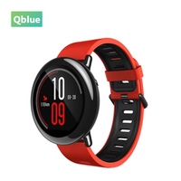 "Xiaomi Huami Amazfit Smart Watch ""512mb + 4gb"" Waterproof Heart Rate Monitor Bluetooth Sport Watch"