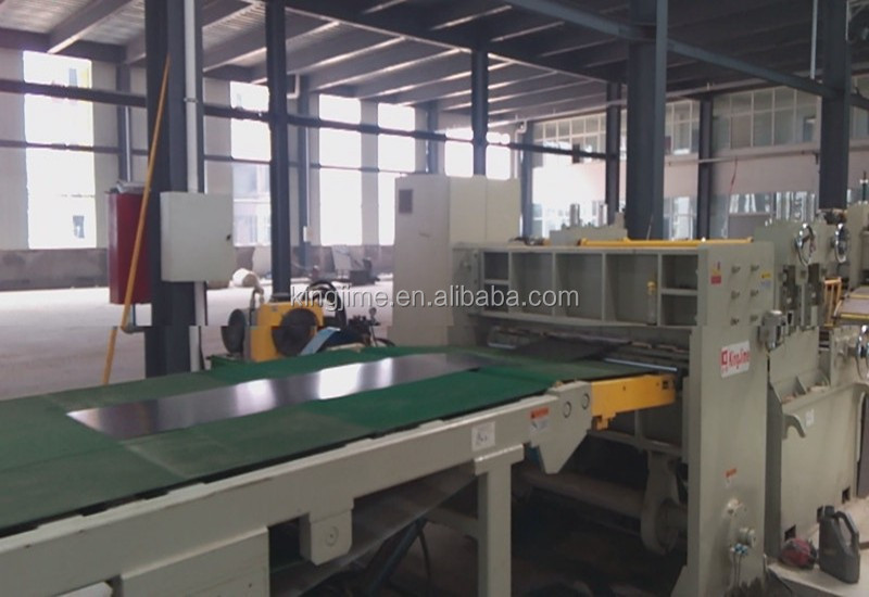 stainless steel coil auto cutting machine