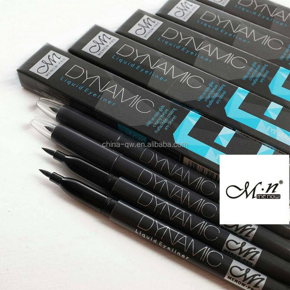 Menow E13007 cosmetic long lasting liquid eyeliner pencil