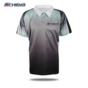 Long/short  sleeves new design cricket jerseys custom cricket tops with team name logo no MOQ sports t shirts