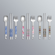 Best selling wedding gifts& spoon and fork set & lover's gifts to guests
