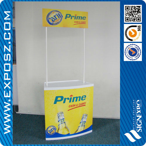 Stable Exhibition Folding Table
