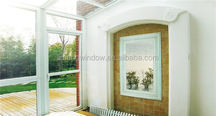 Aluminium Design new coming eco-friendly sunrooms glass houses