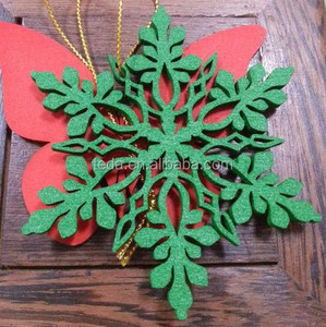 2015Teda cheap mini christmas decoration